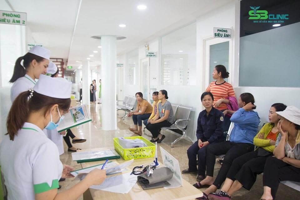 Công ty Cổ phần Đô thị và Môi trường Đăk Lăk khám sức khỏe định kỳ tại PKĐK Sài Gòn - Ban Mê