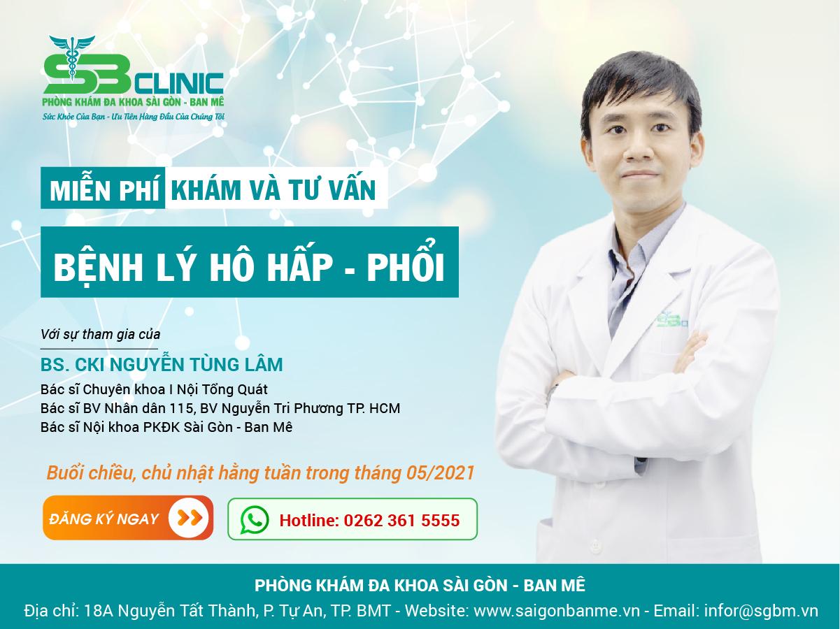 Chương trình ưu đãi khám chữa bệnh tháng 5 năm 2021