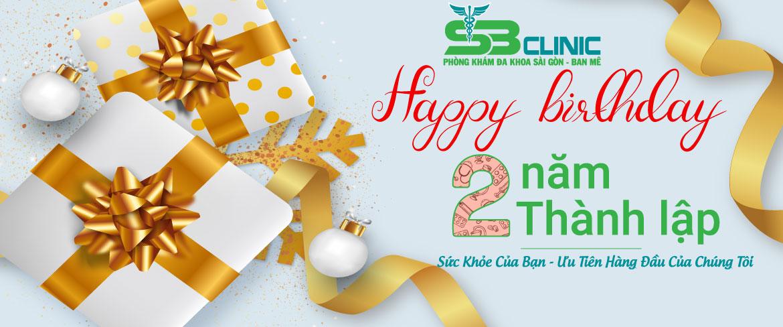 Kỉ niệm 2 năm thành lập SBC